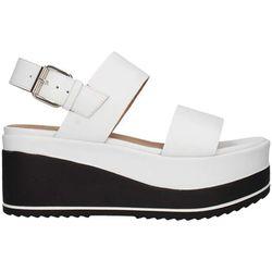 Sandales 43726 santal blanc - Janet Sport - Modalova