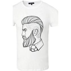T-shirt T-shirt fashion T-shirt 4571 blanc - Carisma - Modalova