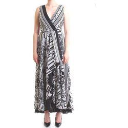 Robe A1127/T998 Robe Noir - Camilla Milano - Modalova