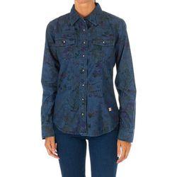 Chemise Chemise en jean à manches longues - Met - Modalova