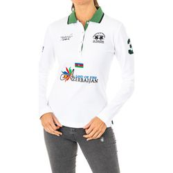Polo Polo à manches longues - La Martina - Modalova