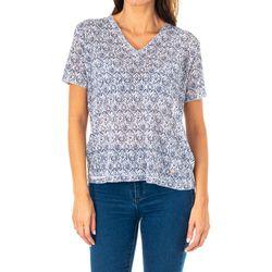 Blouses T-shirt à manches courtes - La Martina - Modalova
