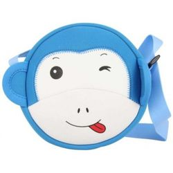 Sac à dos Petit sac bandoulière Trafikot le Singe Bleu - Maskot - Modalova