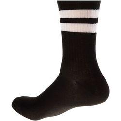 Chaussettes Chaussettes Mi-Hautes - Nylon - Athletic striped anklet socks - Leg Avenue - Modalova