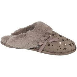 Chaussons Chaussons mules ref_44802 Taupe - Isotoner - Modalova