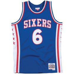 T-shirt Maillot NBA swingman Julius Er - Mitchell And Ness - Modalova