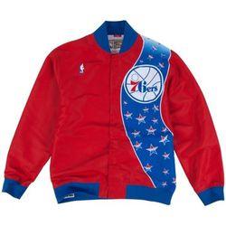 Veste Warm up NBA Philadelphia 76ers - Mitchell And Ness - Modalova