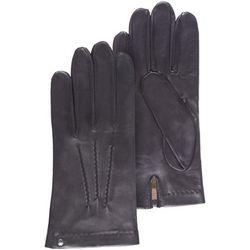 Gants Gants en cuir ref_48015 Noir - Isotoner - Modalova
