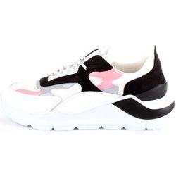 Chaussures D.A.T.E. W321-FG-NK-WP Baskets blanc - Date - Modalova