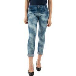 Jeans skinny p57e 1670 blue denim - Please - Modalova