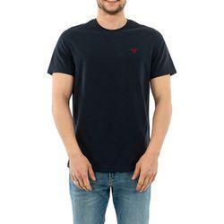 T-shirt Barbour mts0331 ny91 navy - Barbour - Modalova