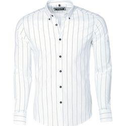 Chemise Chemise à rayures Chemise 8440 blanc - Carisma - Modalova