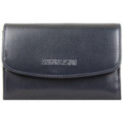 Portefeuille Porte monnaie à rabat Arthur et Aston bleu Marine - Arthur & Aston - Modalova