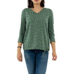 T-shirt 314667 22202 thyme jade - Street One - Modalova