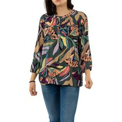 T-shirt 341912 32217 dark thyme - Street One - Modalova