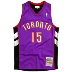 T-shirt Maillot NBA swingman Vince Car - Mitchell And Ness - Modalova