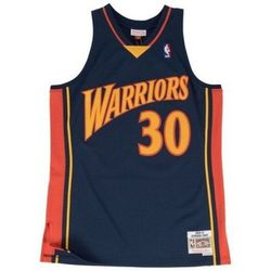Debardeur enfant Maillot NBA Stephen Curry Gold - Mitchell And Ness - Modalova