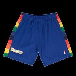 Short Short NBA Denver Nuggets 1991 - Mitchell And Ness - Modalova