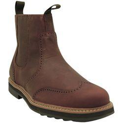 Boots Bottines cuir SQUALL CANYON CHELSEA - Timberland - Modalova