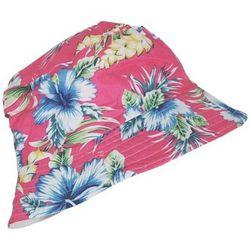Chapeau Bob tissus fleurs - Chapeau-Tendance - Modalova