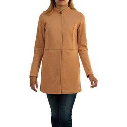 Manteau qr pique coat 12446 caramel - Street One - Modalova