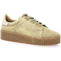 Chaussures Baskets cuir velours - Exit - Modalova