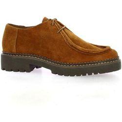 Chaussures Exit Derby cuir velours - Exit - Modalova