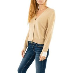 Gilet button cardigan 12515 cream - Street One - Modalova