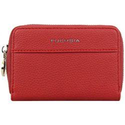 Portefeuille Porte monnaie Mumbai rouge - Fuchsia - Modalova