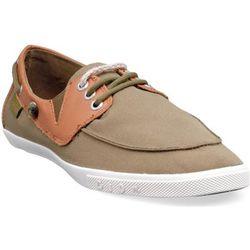 Chaussures 55437VERT VERT KAKI - People'Swalk - Modalova