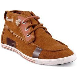 Chaussures 54754MARRON MARRON TAN - People'Swalk - Modalova