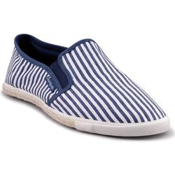 Chaussures 35075BLEU BLANC - People'Swalk - Modalova