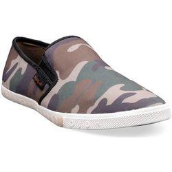 Chaussures 55432VERT CAMOUFLAGE - People'Swalk - Modalova