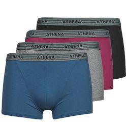 Boxers Athena BASIC COTON X4 - Athena - Modalova