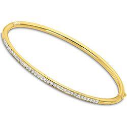 Bracelets Lotus Jonc acier doré - Lotus - Modalova