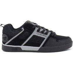 Chaussures COMANCHE 2.0 black grey nubuk - DVS - Modalova