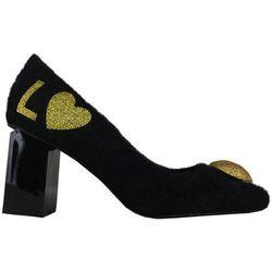 Chaussures escarpins Stiletto winter black sti005 - Thewhitebrand - Modalova