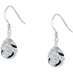 Boucles oreilles Boucles d'oreilles en Argent 925/1000 et Oxyde - Cleor - Modalova