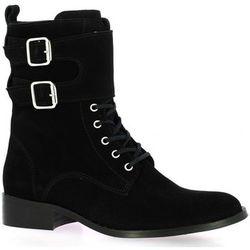 Boots Impact Rangers cuir velours - Impact - Modalova