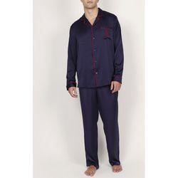 Pyjamas / Chemises de nuit Pyjama satin pantalon chemise Classic Admas - Admas For Men - Modalova
