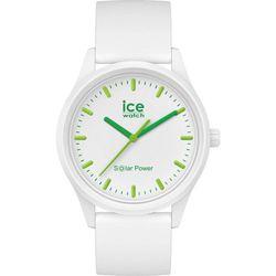 Montre Montre ICE SOLAR en Plastique Blanc - Ice Watch - Modalova