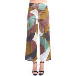 Pantalons de costume S1/H1SN12 Classiques Multi khak - Circus Hotel - Modalova