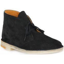 Boots Clarks DESERT BOOT BLKCOM - Clarks - Modalova