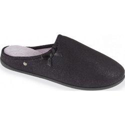 Chaussons chaussons pailletés noir 97154 - Isotoner - Modalova