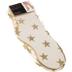 Collants & bas Bas socquettes - Nylon - Glitter star tulle anklets - Leg Avenue - Modalova