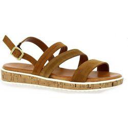 Sandales Exit Nu pieds cuir velours - Exit - Modalova