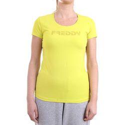 T-shirt S1WBCT1 T-Shirt/Polo Jaune - Freddy - Modalova