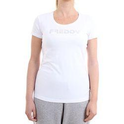 T-shirt S1WBCT1 T-Shirt/Polo blanc - Freddy - Modalova