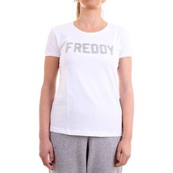 T-shirt S1WCLT1 T-Shirt/Polo blanc - Freddy - Modalova