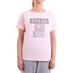 T-shirt S1WSDT5 T-Shirt/Polo rose - Freddy - Modalova